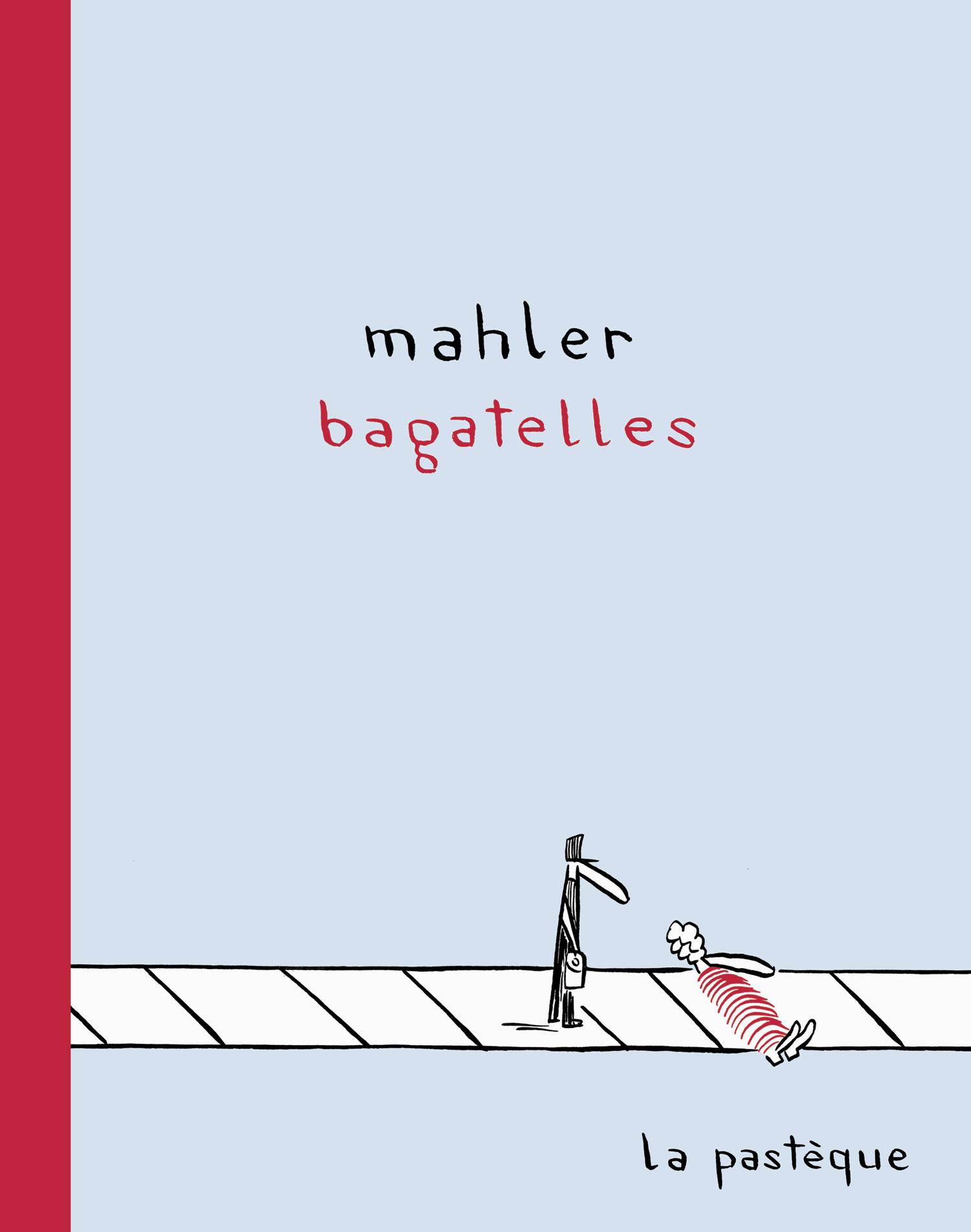 Buchcover: Bagatelles
