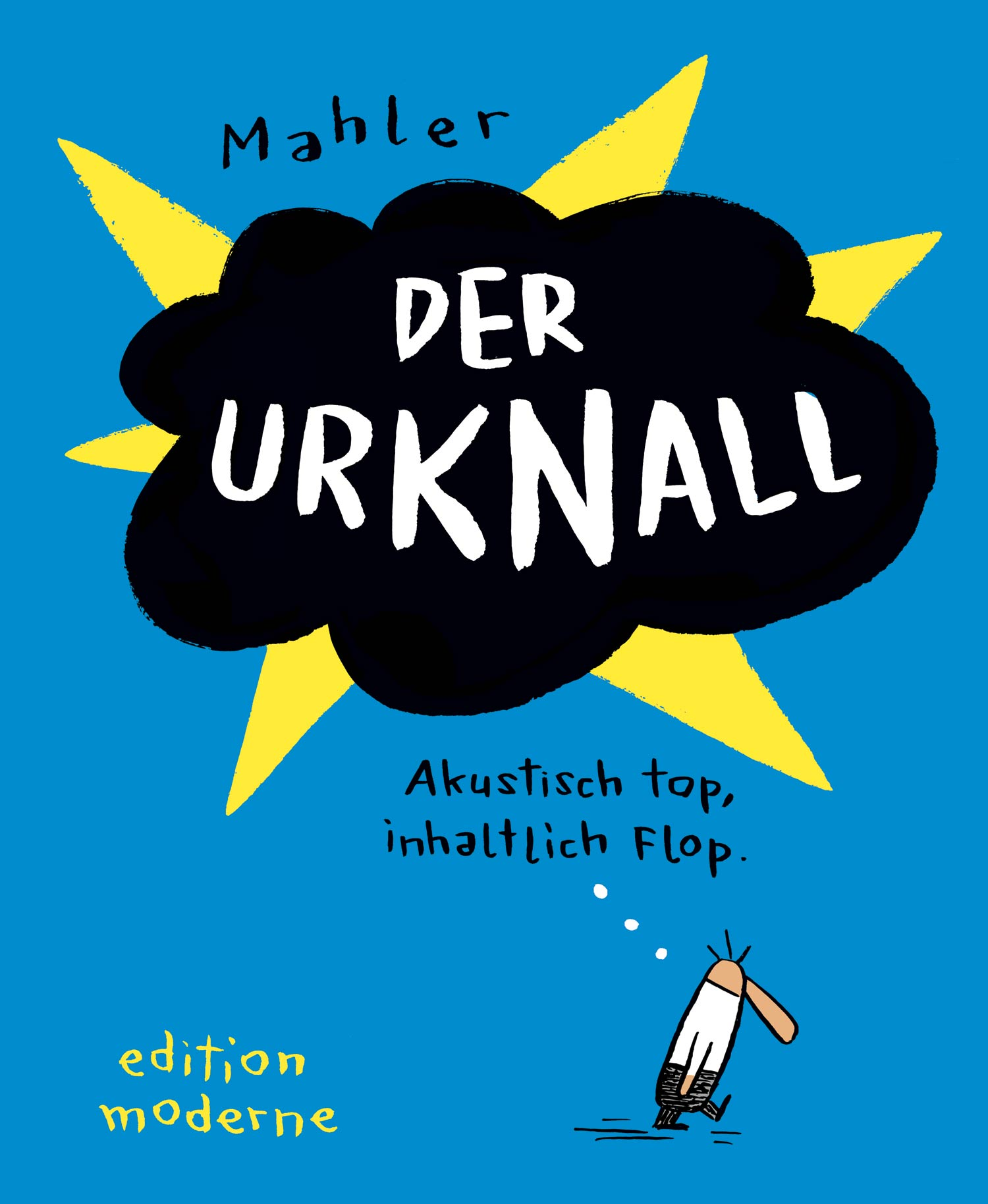Buchcover: Der Urknall