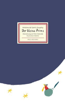 Coverilustration für: Der Kleine Prinz / Insel Bücherei, Berlin 2015