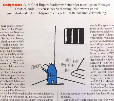 Der Spiegel / Chronik 2018