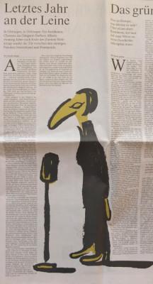 Frankfurter Allgemeine Zeitung, Sonderbeilage Frankfurter Buchmesse, 2017