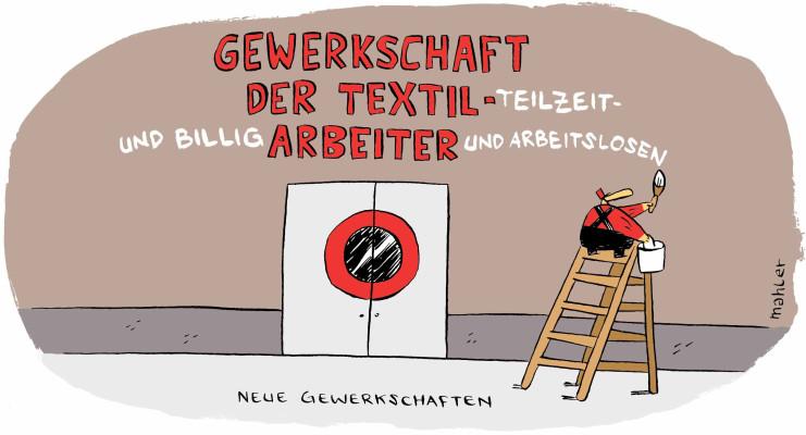Illustration für DIE ZEIT, Hamburg / ab 2010