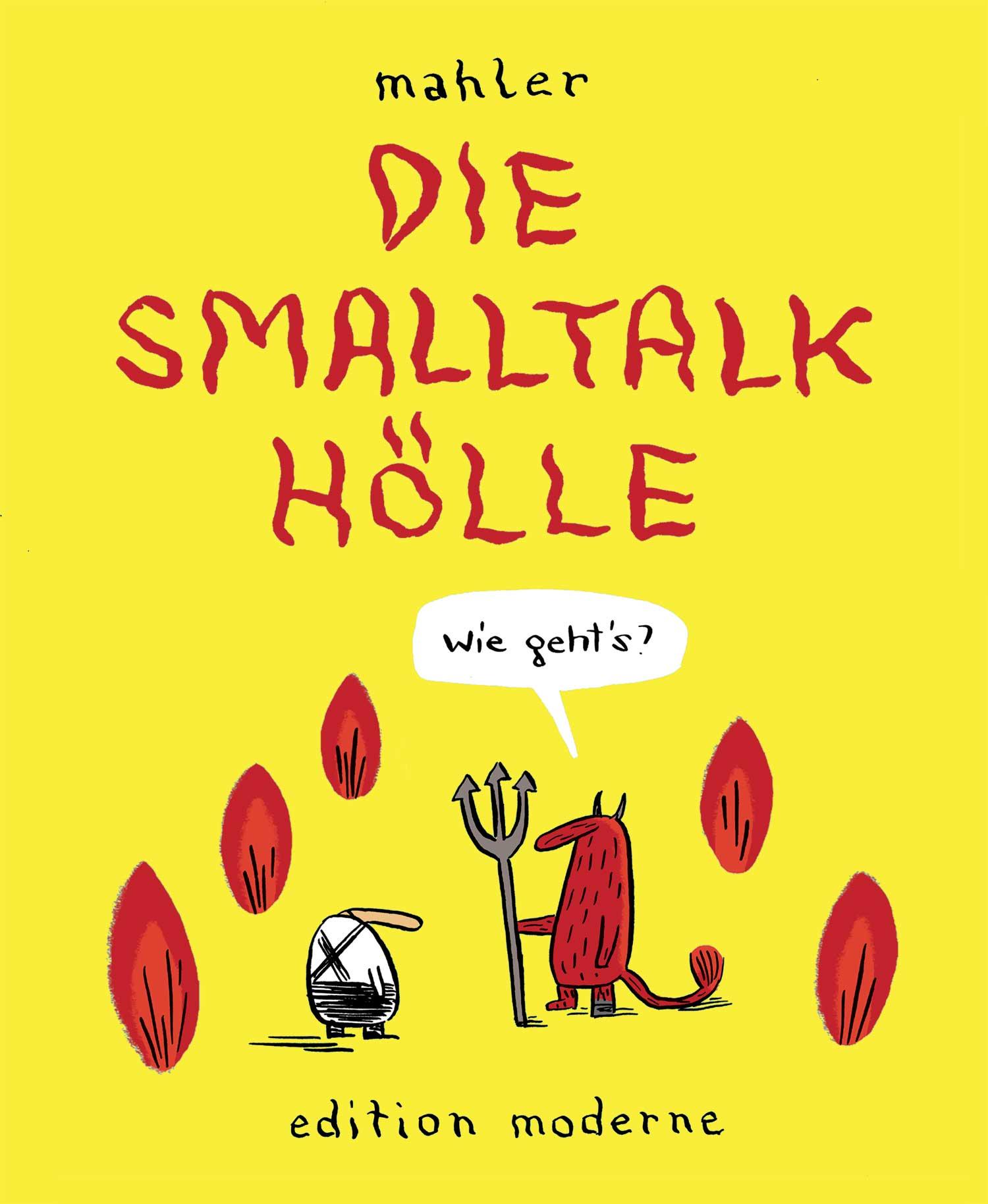 Buchcover: Die Smalltalkhölle