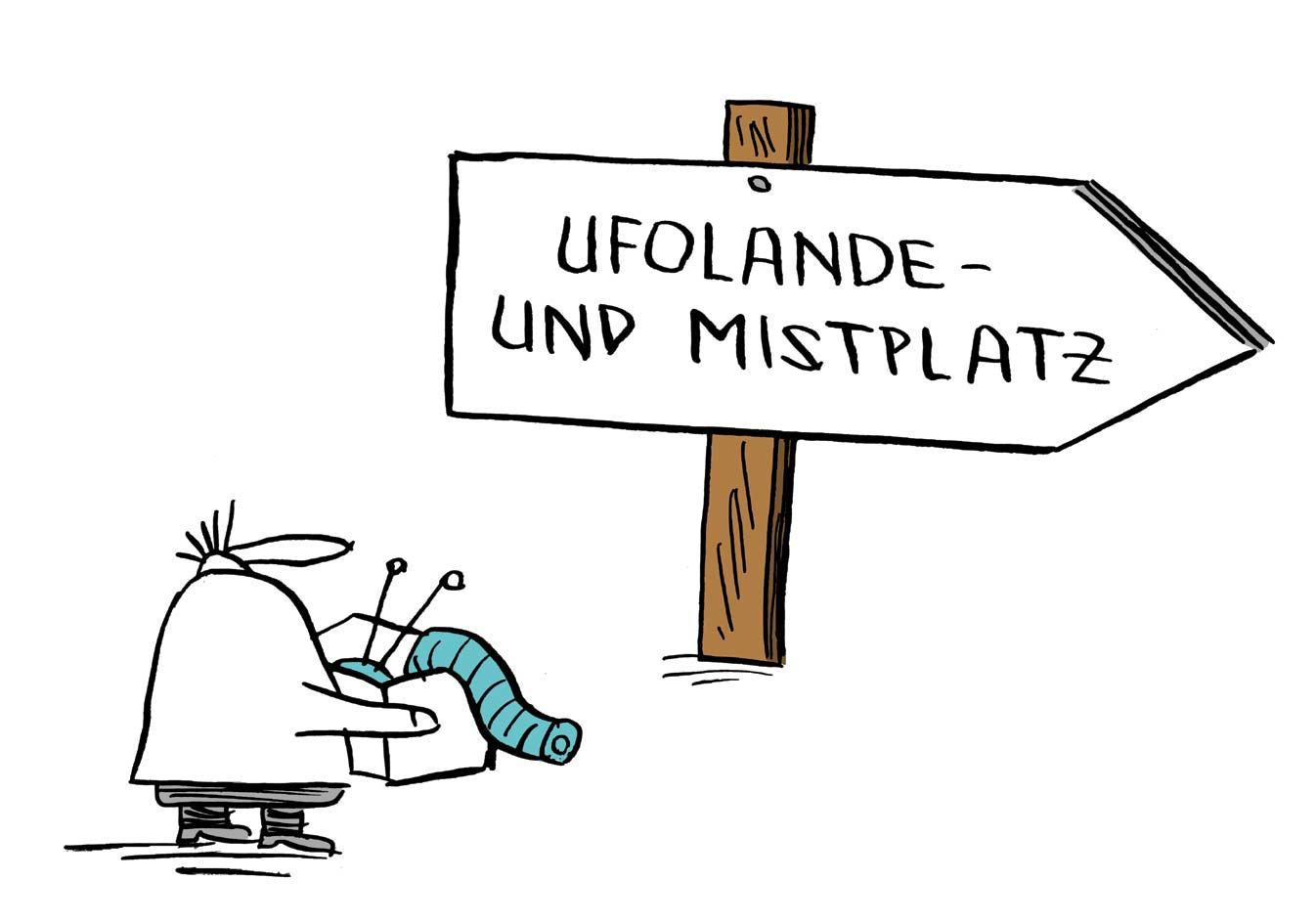 ufolandeplatz